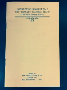 DA Booklet